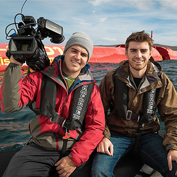 TVO's The Water Brothers to speak at Laurier and University of Waterloo World Water Day celebrations