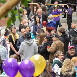 Laurier welcomes prospective students for March Break open houses