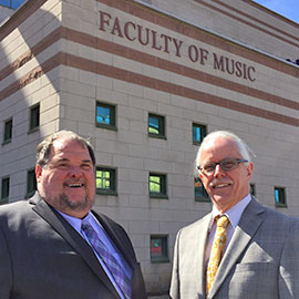 New Laurier Conservatory of Music to operate  Beckett School