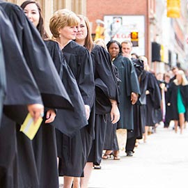 Two honorary degrees and Order of Wilfrid Laurier University to be granted at fall convocation ceremonies