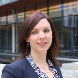 Audra Mitchell appointed Laurier's new CIGI Chair in Global Governance and Ethics