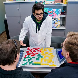 Laurier Game Design students create escape room for international competition