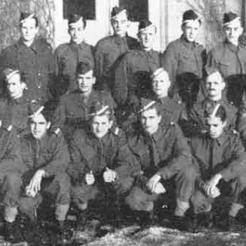 Waterloo College COTC, 1941