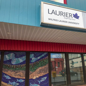 Laurier opening new research office in Yellowknife