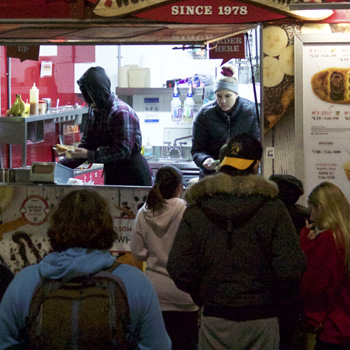 Waterloo Night Market will bring together Laurier students and community residents