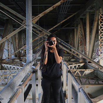 Personal passion for photography puts student life in focus for Ravine Malhi (BBA '18)