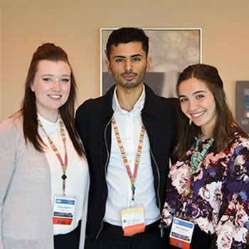 Laurier 'changemakers' set to make an impact at Ashoka U Exchange