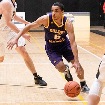 Laurier basketball guard Ali Sow sets new university single-season scoring record