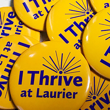 Image of Thrive Week buttons