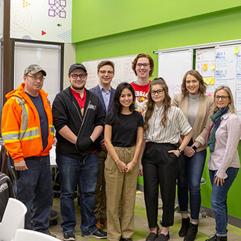 Laurier student-created app streamlines outdoor ice rink monitoring for City of Brantford volunteers