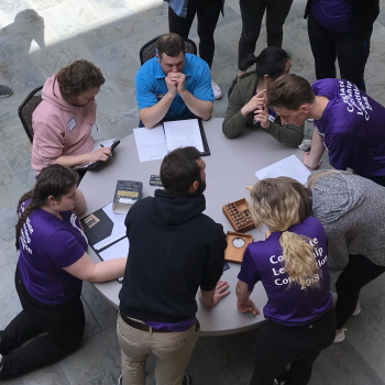 Laurier's Brantford campus first Canadian school to host Collegiate Leadership Competition