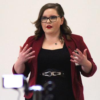 Undergraduate and graduate researchers to compete at Laurier's Three Minute Thesis competition
