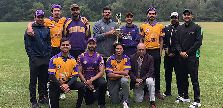 Laurier men's cricket team
