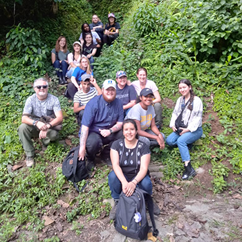 Laurier field course students witness realities of migration in Mexico