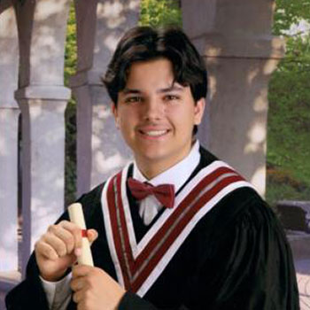 Image - Laurier mourns death of student David Marques-Domingos